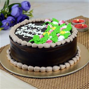 Happy Birthday Cake - 1/2 Kg