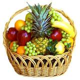 Delicious Fruits in a Basket