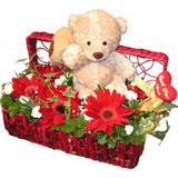 Cute Loving Basket