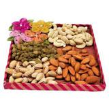 Mix Dry Fruits Hamper - 1/2 Kg.
