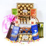 Hamper for Chocolate Lovers