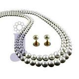 Button Pearl Set
