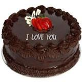 Love Chocolate Cake - 1 kg